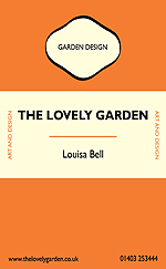 Logo for The Lovely Garden