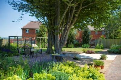 Green Oaks Garden
